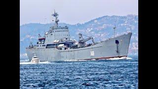 Россия отправила в Сирию корабль с бронетехникой – СМИ