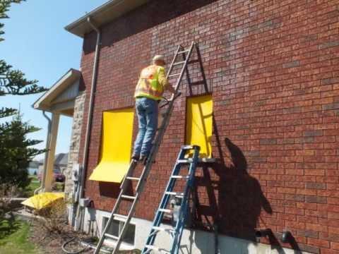 Aquaseal Masonry Brick Stone Concrete Sealing Bricklayer