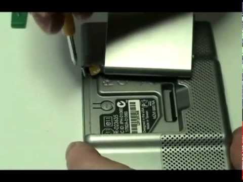 Garmin Nuvi 650 Battery Replacement - YouTube