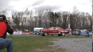 FE Race and Reunion 2014 Troublemaker and Dearborn Thunder 1st round Quick 8 FE