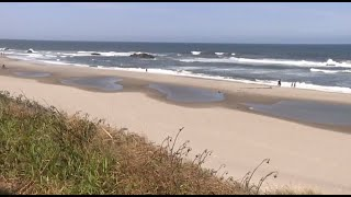 Lincoln City surprisingly calm days before eclipse
