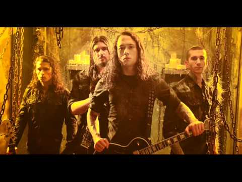 Trivium - Down From The Skys in Bb/A#