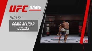 GAME UFC: DICAS PARA APLICAR QUEDAS