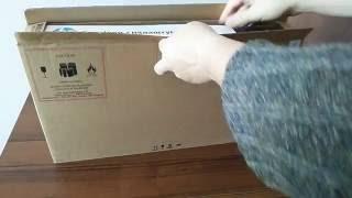 Розпакування ROZETKA Ноутбук HP 250 G5 (W4N23EA) Black