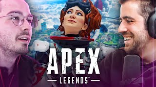 APEX LEGENDS || GANAMOS PARTIDAS ft 8cho y Makina