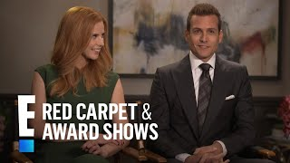 """Suits"" Stars Recall Royal Wedding Experience 