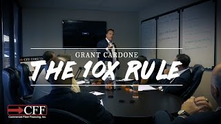 Matt Manero Discusses How Grant Cardone's 10X Rule Changed His Mindset