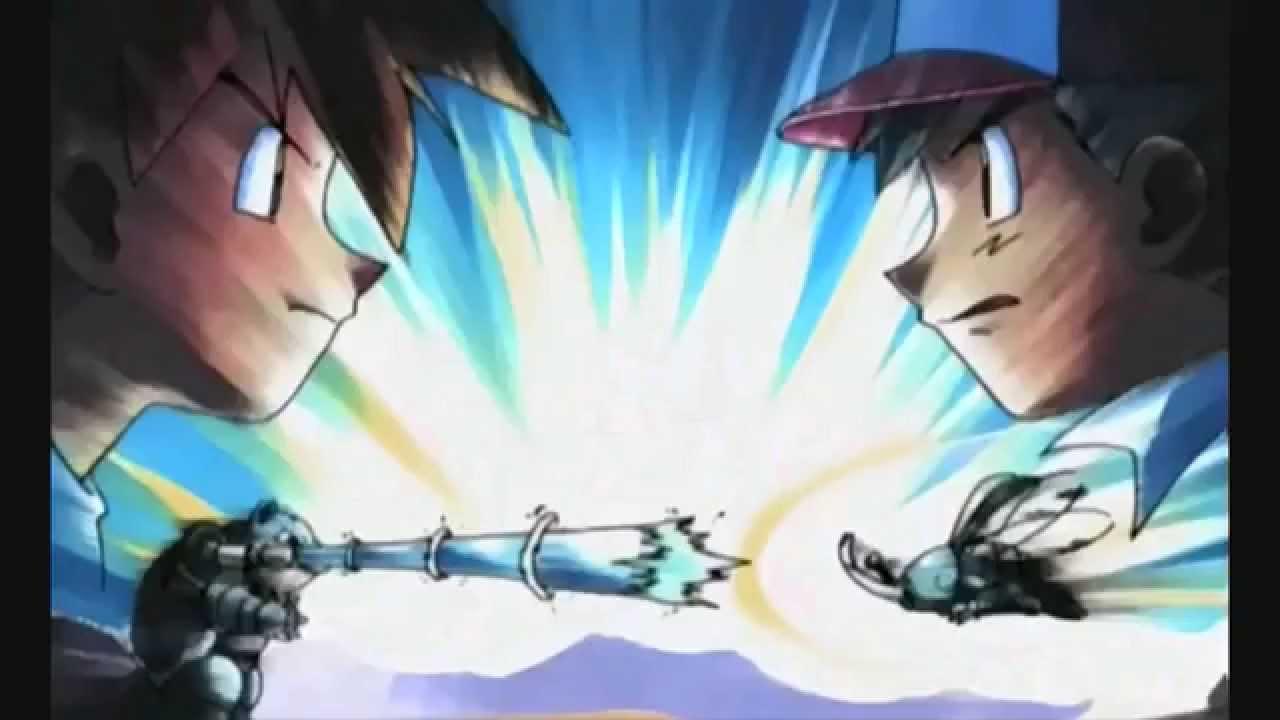 Pokemon Anime Soundtrack Magmar Appears Ash Vs Gary Hq Youtube