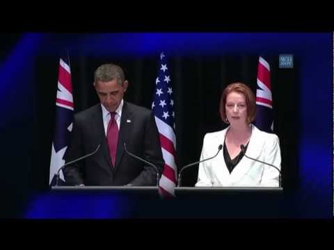 The EyeOpener- Australia, the US, and the Asia-Pacific Pivot