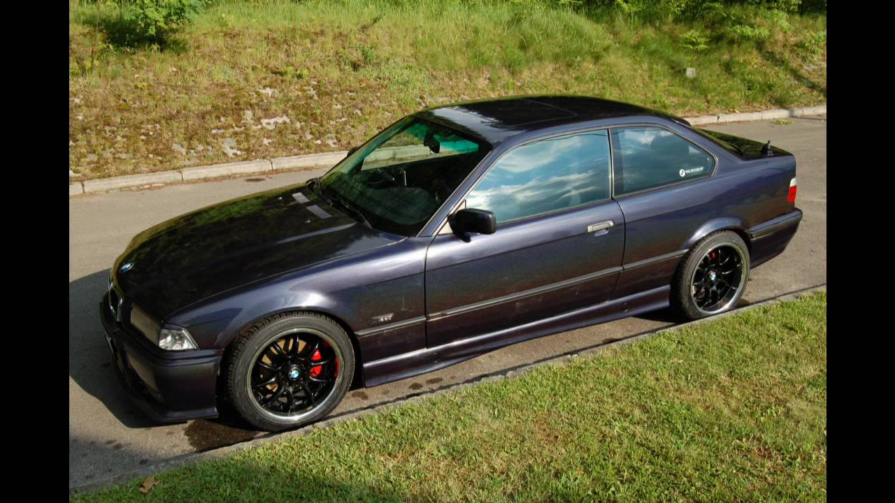 Bmw E36 Coupe 323 M Pakiet Xxx Youtube