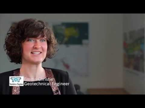 Emma Christie - Geotechnical Engineer Wellington