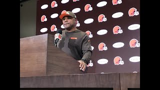 Joe Woods Ready to Lead an Elite Browns Defense - Sports 4 CLE, 6/17/21