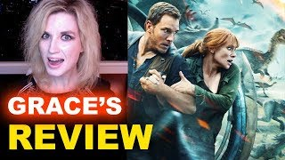 Jurassic World 2 Fallen Kingdom Movie Review