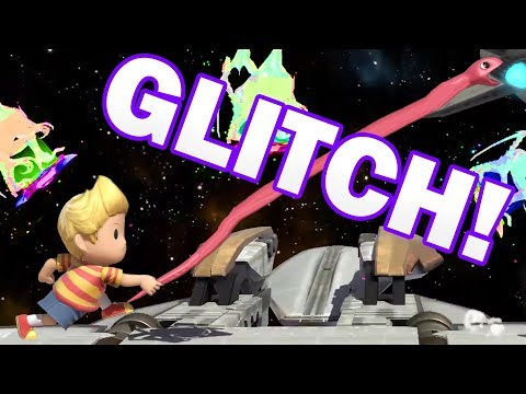 LUCAS LONG ROPE SNAKE GLITCH!!! Super Smash Bros. Ultimate - Smash Insider