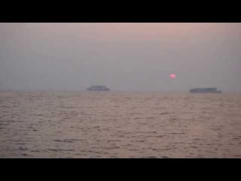 Travel to Turkey - Izmir - Part 4 - Sunset