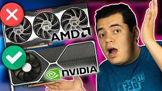 ¿NADIE COMPRA TARJETAS DE VIDEO AMD RADEON?