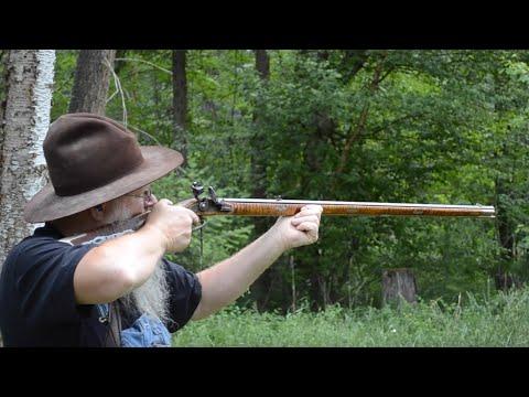 Muzzleloading Montana Flintlock & Percussion Rifles