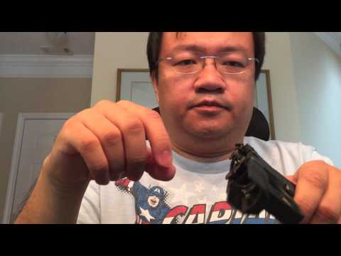 How to field strip and clean Smith & Wesson M&P Shield 9mm