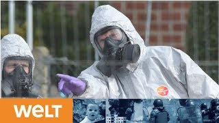 Wie im Kalten Krieg: Harte britische Vergeltungsmaßnahmen gegen Russland nach Giftanschlag