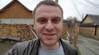 У ЖЕНИ ПОТЕКЛО ))
