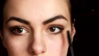 Nina Dobrev Makeup Transformation   Vampire Diaries   MELENAXOXOG   YouTube Thumbnail
