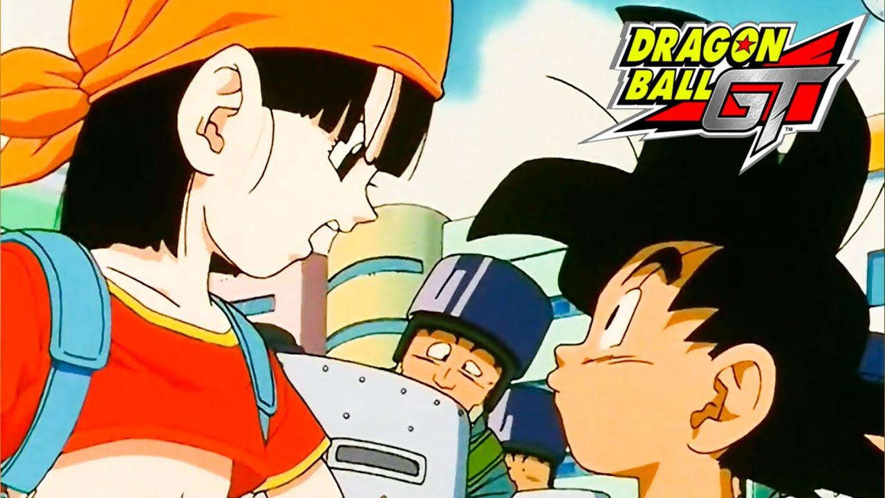 Pane Goku Dragon Ball GT