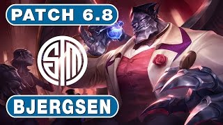 88. TSM Bjergsen - Galio vs Azir - Mid - April 28th, 2016 - Season 6 - Patch 6.8
