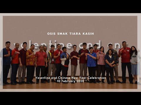 Valentine And Chinese New Year Celebration | OSIS SMAK Tiara Kasih