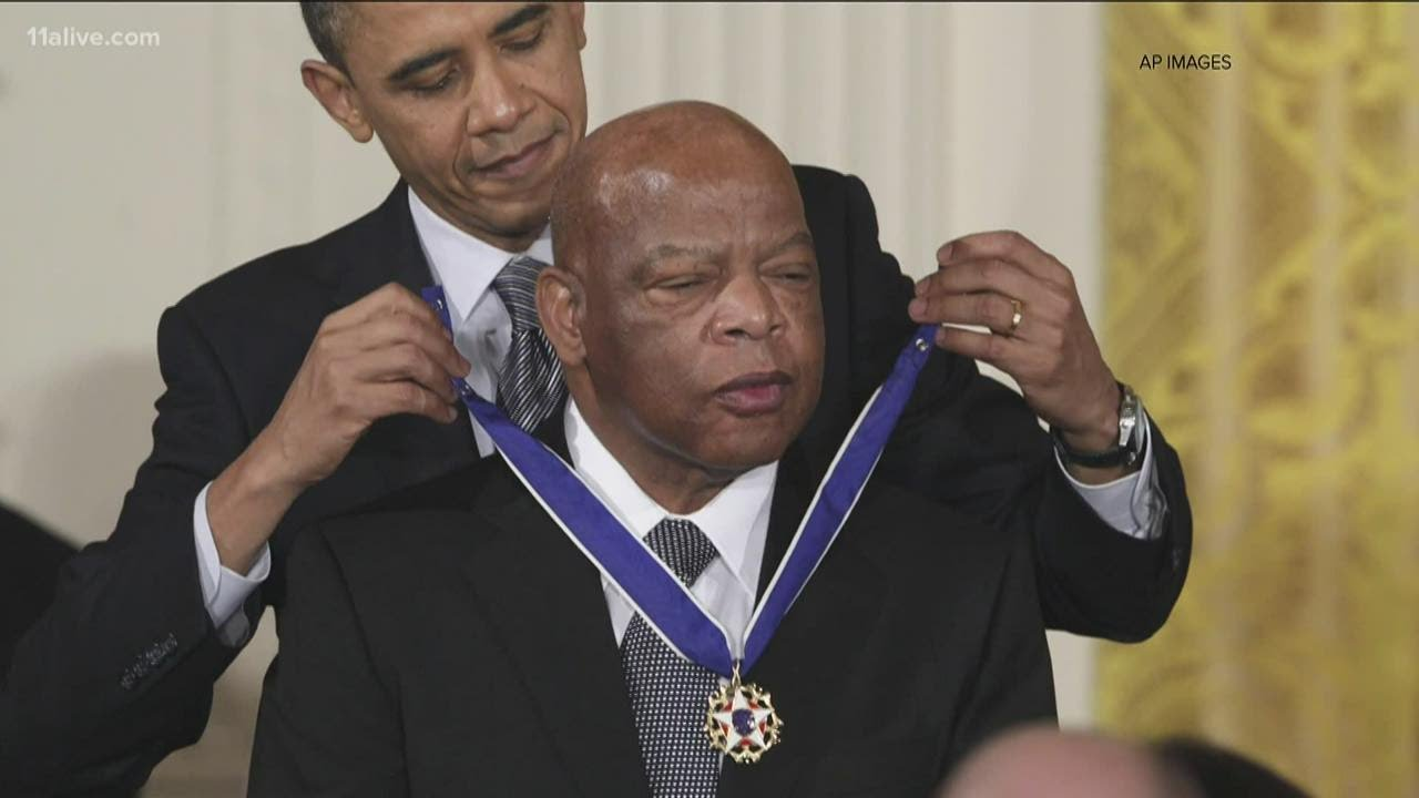Rumors Rep. John Lewis has died are untrue, spokesman says