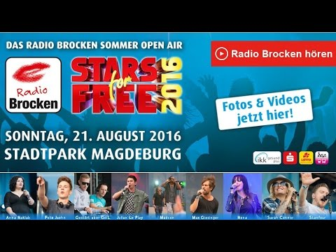 YOUNOTUS & Anna Naklab@Stars For Free 2016 Magdeburg #6