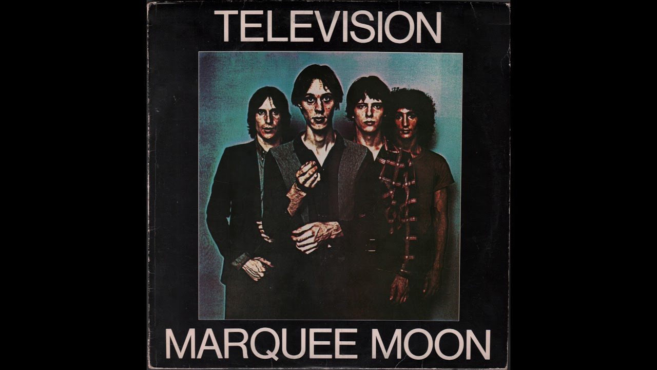 Download Television - Marquee Moon (1977) full Album