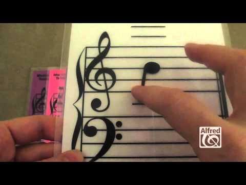 Music Education: Music Note Teacher