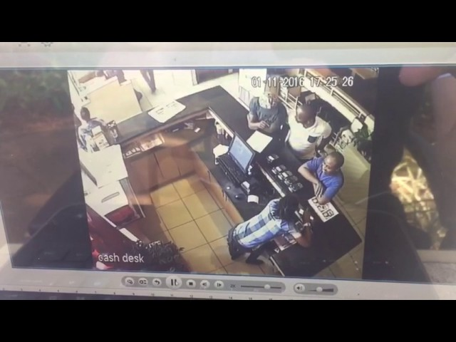 Attempted kidnapping at Johannesburg Spur
