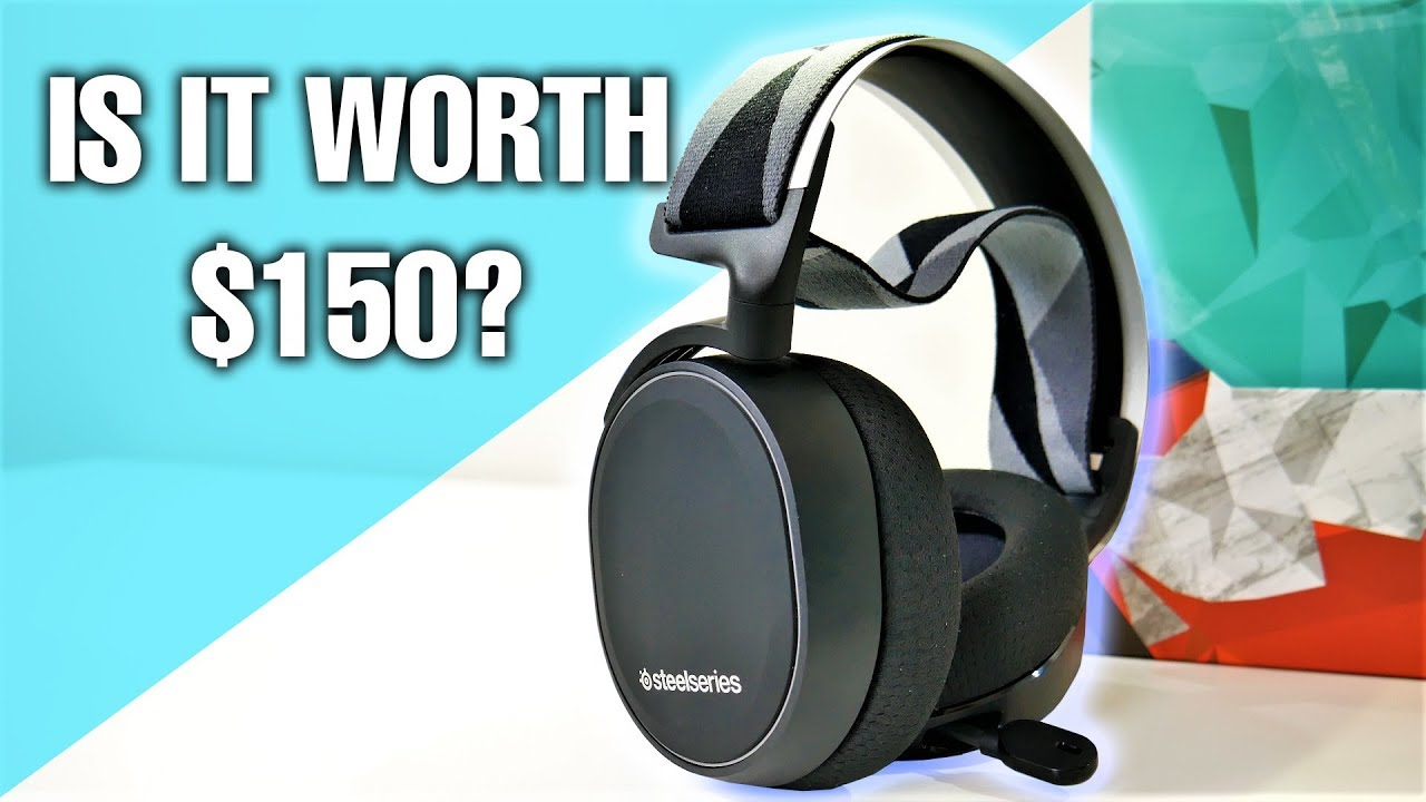 Steelseries Arctis 7 The Honest Truth Review Youtube 5 With 71 Dts Headphonex Black Rgb