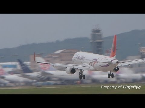 Newst addtion: A321-231 of TransAsia B-22608