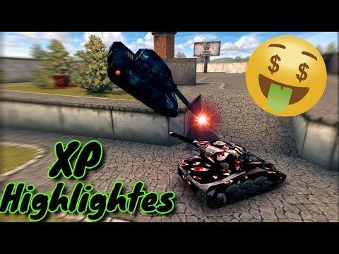 Tanki Online - Incredible XP/BP Highlightes! Skillshots #4 - MrThunder 2019!