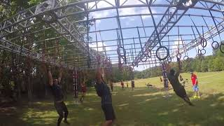 Spartan DC Sprint 2017 (All Obstacles)