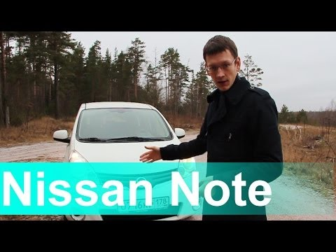 Nissan Note 2013  1.6AT