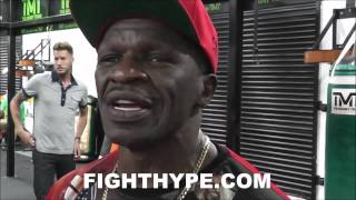 FLOYD MAYWEATHER SR. RECALLS EARLIEST MEMORIES OF FLOYD BOXING AND HARDEST THING TO TEACH HIM