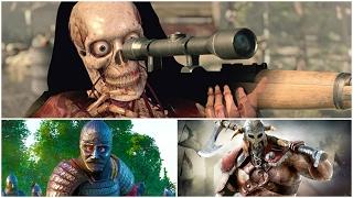 Релиз Sniper Elite 4, Prey будет красивее Dishonored 2 | Игровые новости