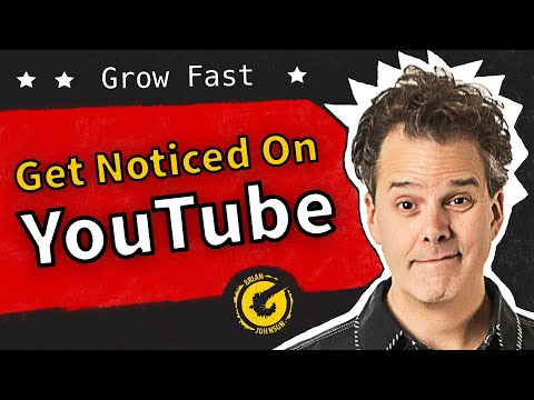 How to Get Noticed on YouTube in 2018 - Thumbnails & Branding