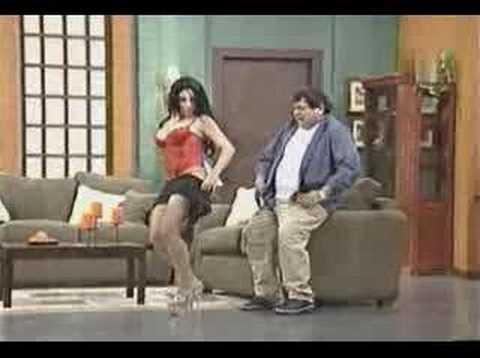 Paola Ruiz Striptease