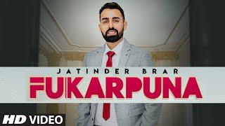 Fukarpuna (Jatinder Brar) Mp3 Song Download