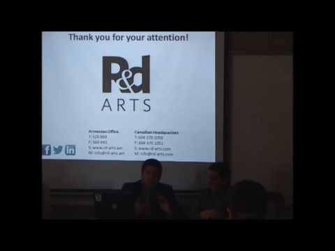 Company Introduction:  R&D Arts Armenian Office (in Armenian)