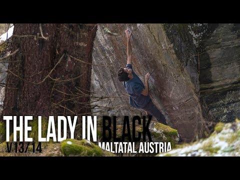 Paul Robinson - The Lady in Black (V13/14) Maltatal, Austria (4K)
