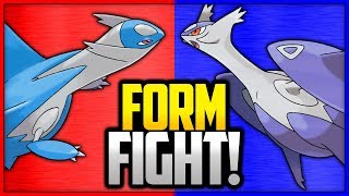 Latios vs Mega Latios | Pokémon Form Fight