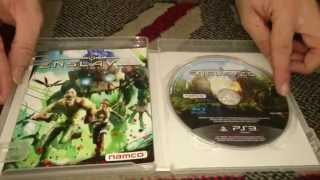 Nostalgamer Unboxes Enslaved Odyssey To The West On Sony Playstation 3 UK PAL System Version