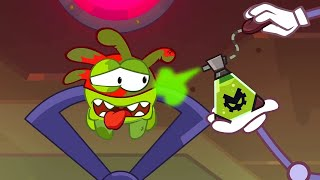 Download Om Nom Stories 💚 Super Noms - Poisonous clouds (Cut the Rope) 💚 Kedoo ToonsTV Mp3 and Videos
