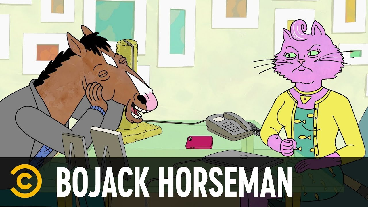 Princess Carolyn Isn't Taking BoJack's S**t Anymore - BoJack Horseman