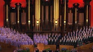 El Mesías de  Händel ( concierto completo) Coro del Tabernáculo Mormón (sub. español)